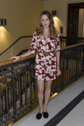 Alicia Chiesa – Brividi Immorali Book Presentation in Rome 06/19/2018