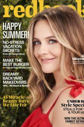 Alicia Silverstone - Redbook July/August 2018