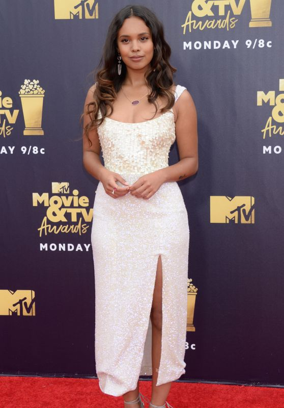 Alisha Boe – 2018 MTV Movie And TV Awards in Santa Monica