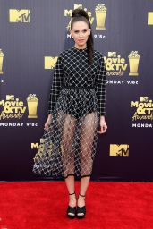 Alison Brie – 2018 MTV Movie And TV Awards in Santa Monica