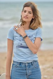 """Alma Jodorowsky - """"The Starry Sky Above Me"""" Photocall at Cabourg Film Festival"""