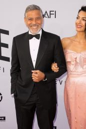 Amal Clooney and George Clooney – 46th AFI Life Achievement Award Gala in LA