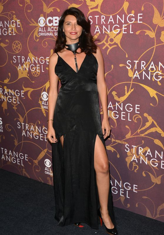 "Amara Zaragoza – ""Strange Angel"" TV Show Premiere in LA"