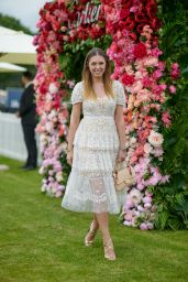 Amber Le Bon – Cartier Queens Cup Polo in Windsor 06/17/2018
