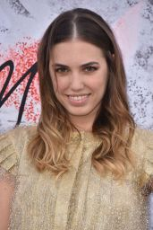 Amber Le Bon – Serpentine Gallery Summer Party in London 06/19/2018