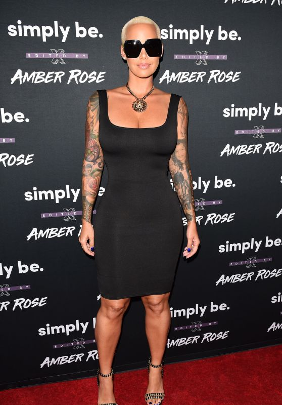 Amber Rose – Amber Rose x Simply Be Launch Party in LA