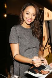 "Amber Stevens - ""Antiquities"" Premiere in Hollywood"
