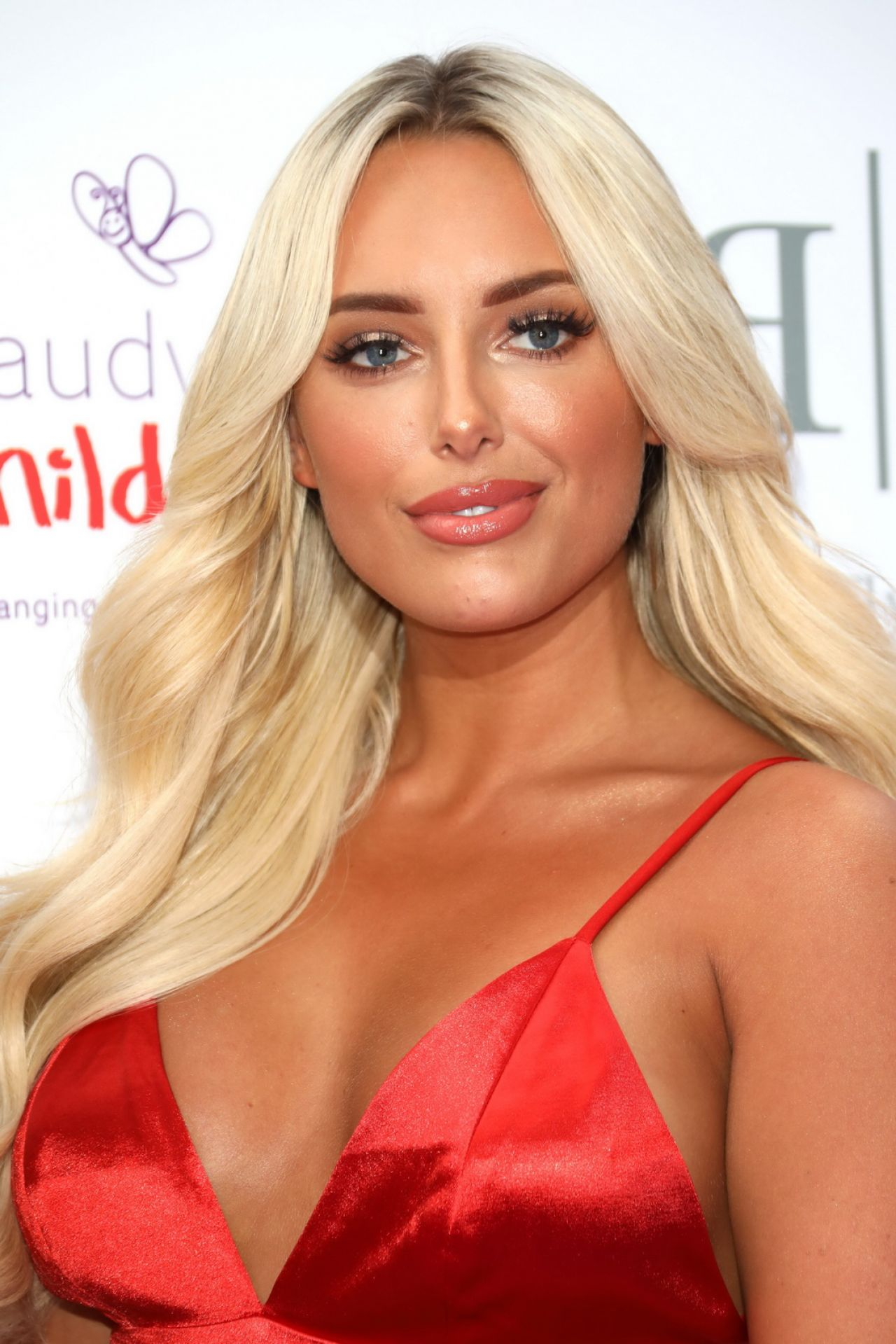 Amber Turner Caudwell Children Butterfly Ball In London