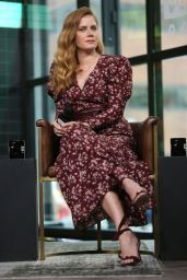 Amy Adams - BUILD Speaker Series in New York 06/28/2018