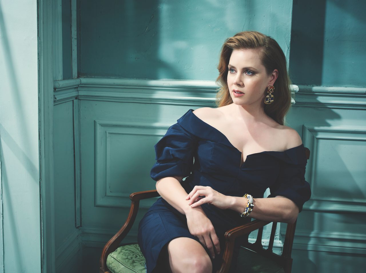 Amy Adams - Emmy Magaz...