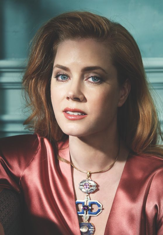 Amy Adams - Emmy Magazine Issue No. 7, July 2018