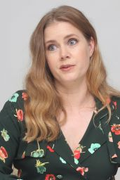 "Amy Adams - ""Sharp Objects"" Press Conference Portraits"