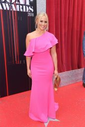 Amy Walsh – British Soap Awards 2018 in London