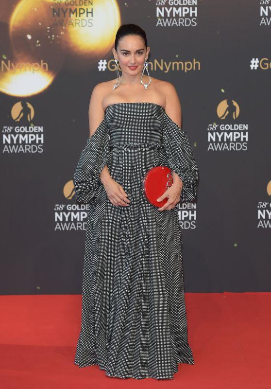Ana de la Reguera – 2018 Monte Carlo Television Festival Closing Ceremony