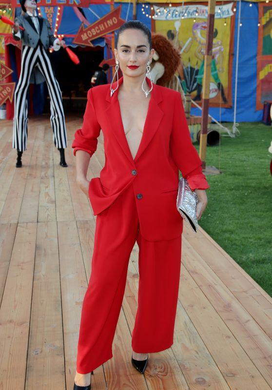 Ana de la Reguera – Moschino S/S 2019 Menswear And Women's Resort Collection in Burbank