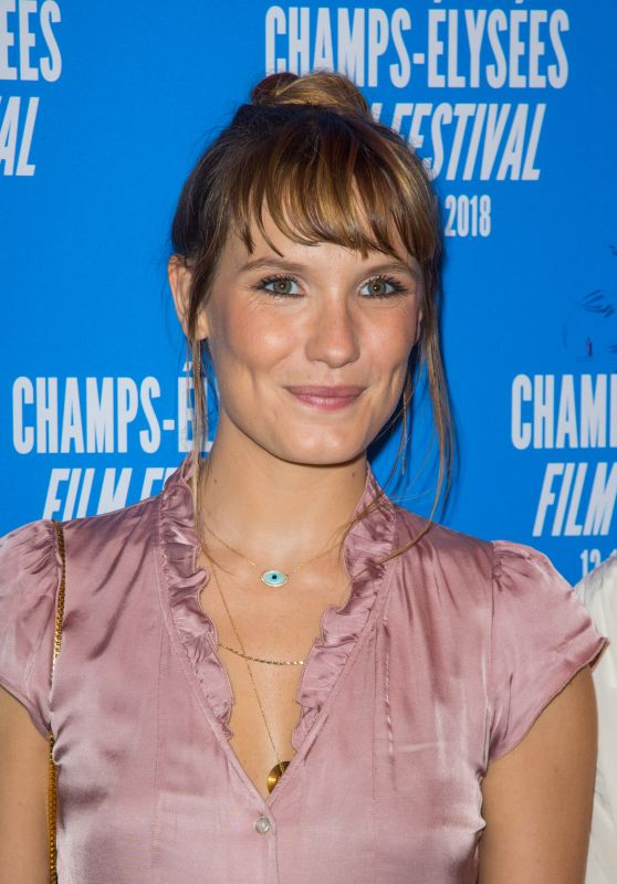 Ana Girardot – 2018 Champs-Élysées Film Festival Closing Ceremony in Paris