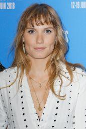 Ana Girardot - 2018 Champs Elysees Film Festival in Paris