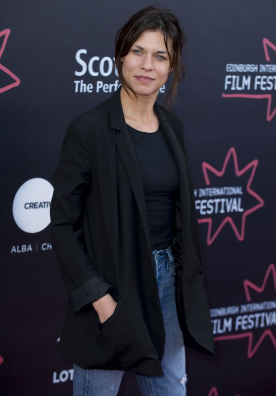 Ana Ularu - Juror Photocall at EIFF in Edinburgh 06/21/2018