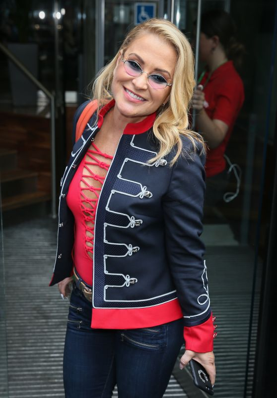 Anastacia - Visiting BUILD LDN HQ for Interviews in London 05/31/2018