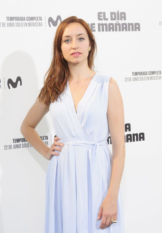 "Andrea Trepat – ""El Dia de Manana"" Premiere in Madrid"
