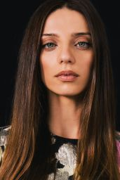 Angela Sarafyan - Photoshoot for Harper