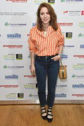 Angela Scanlon - The London Irish Center Gala in Camden 06/19/2018