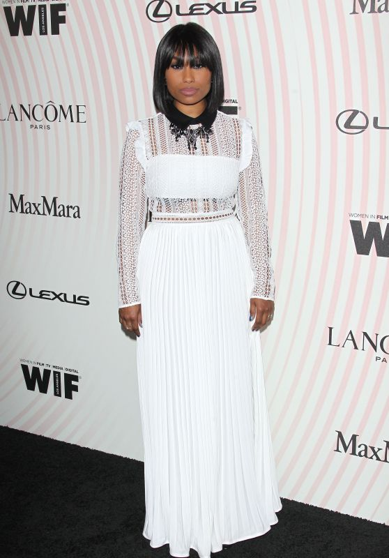 Angell Conwell – 2018 Women In Film Crystal and Lucy Awards in LA