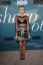"Anna Camp – ""Sharp Objects"" Premiere in Los Angeles"