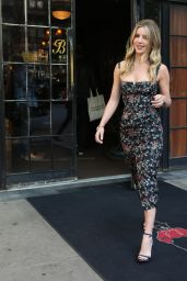 Annabelle Wallis Style - Leaving the Bowery Hotel in New York 06/12/2018