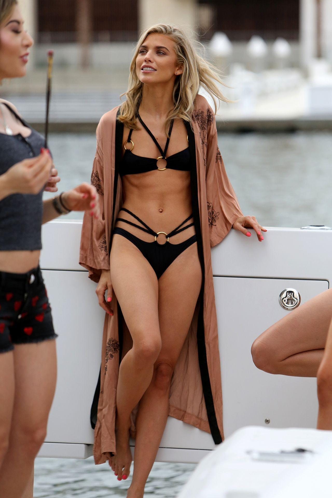 Annalyne mccord bikini