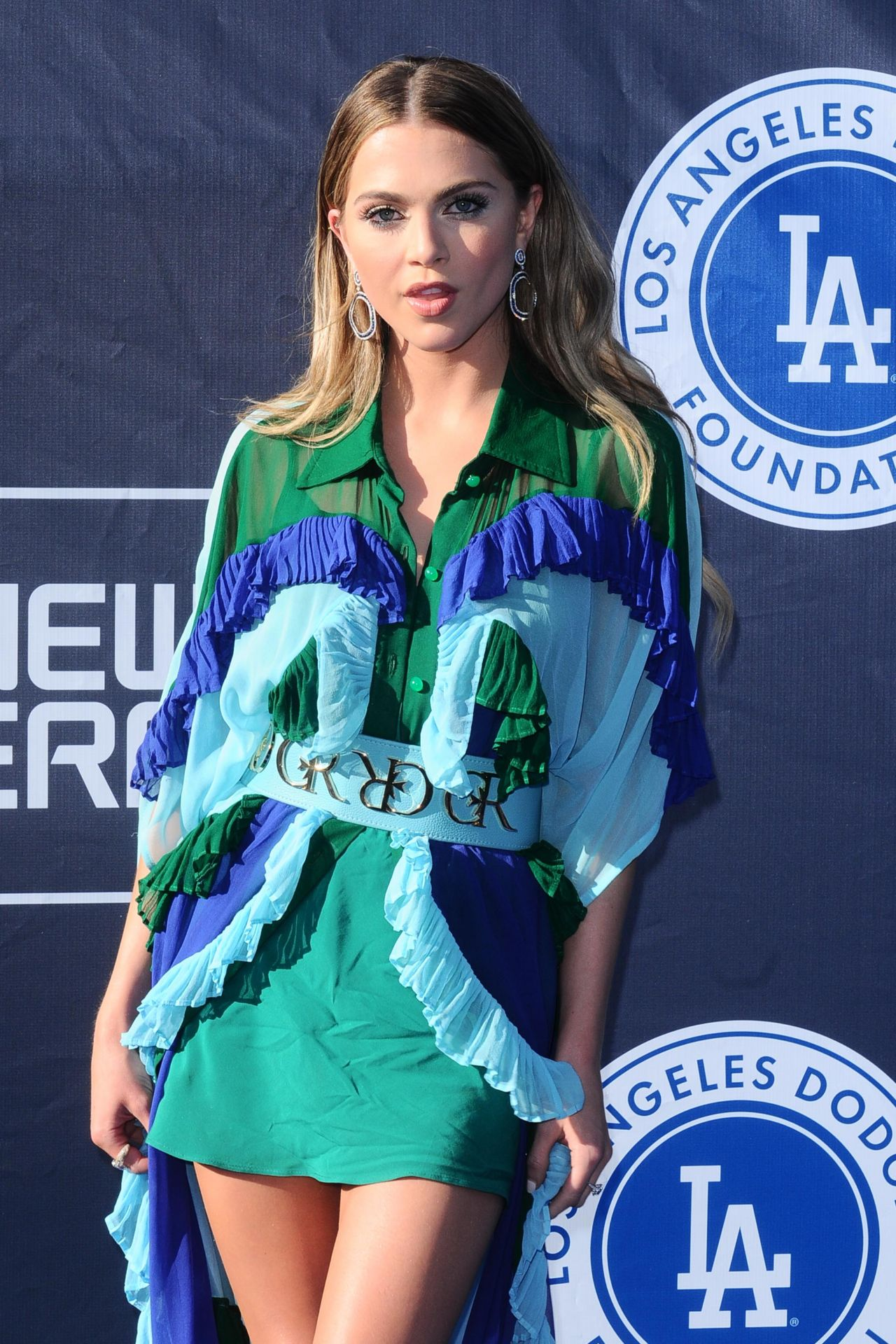 Anne Winters - 2018 Dodgers Foundation Blue Diamond Gala in LA