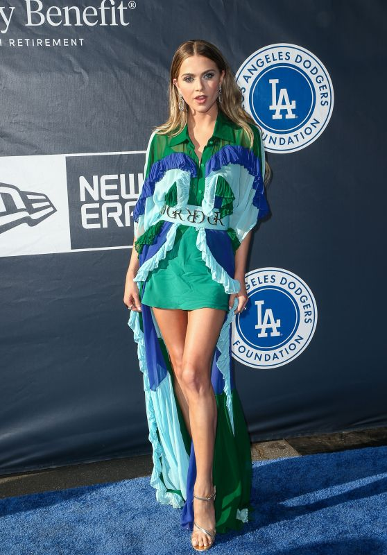 Anne Winters - 2018 Dodgers Foundation Blue Diamond Gala in LA