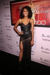 Annie Ilonzeh – Boohoo x Paris Hilton Launch Party in LA