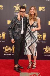 Annie Murphy – 2018 MTV Movie And TV Awards in Santa Monica