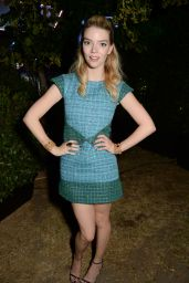 Anya Taylor-Joy – Serpentine Gallery Summer Party in London 06/19/2018