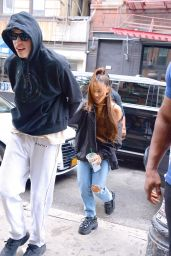 Ariana Grande and Pete Davidson - Shopping in East Village in NYC 06/28/2018