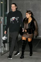Ariana Grande - Leaving Her Apartment in New York 06/25/2018