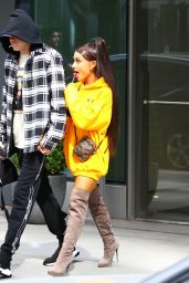 Ariana Grande - Out in NYC 06/20/2018