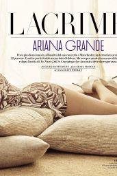 Ariana Grande - Vanity Fair Italy June 2018