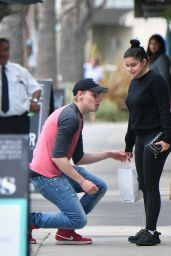 Ariel Winter and Levi Meaden - Out in Studio City 06/16/2018