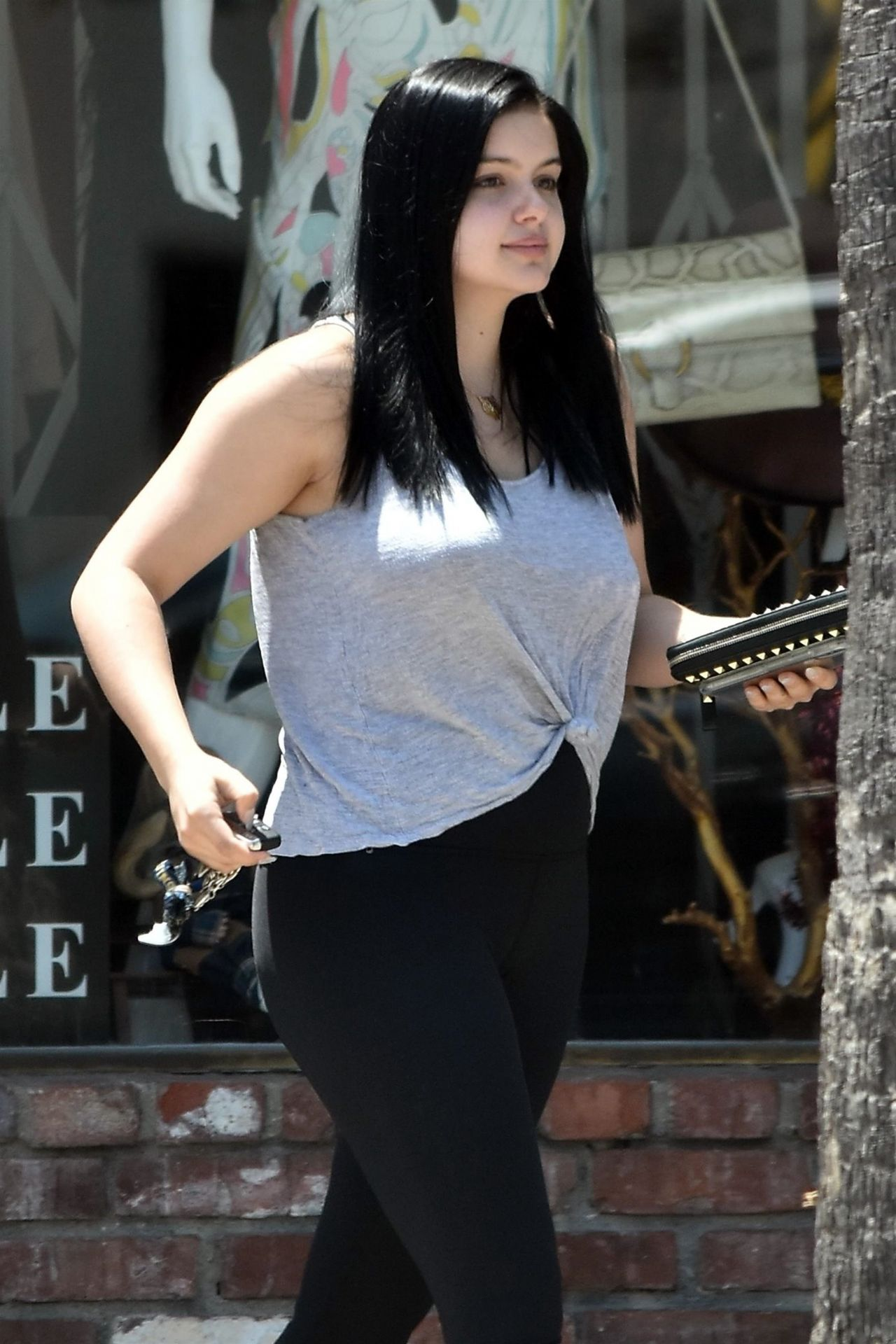 Ariel Winter – Out in Studio City 06/22/2018
