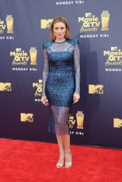 Arielle Vandenberg – 2018 MTV Movie And TV Awards in Santa Monica