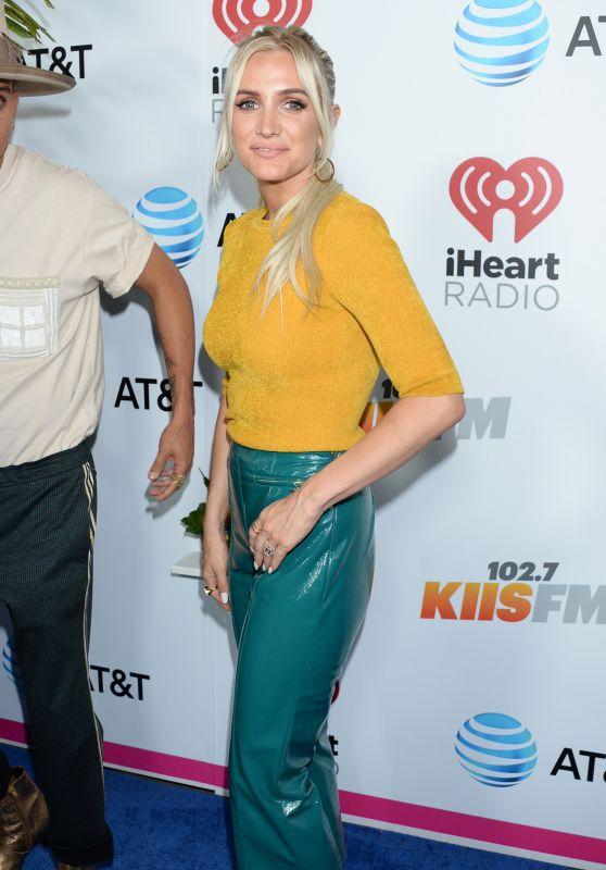 Ashlee Simpson – iHeartRadio Wango Tango in LA 06/02/2018