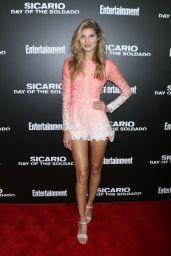 """Ashley Haas - """"Sicario: Day of the Soldado"""" Special Screening in NY"""