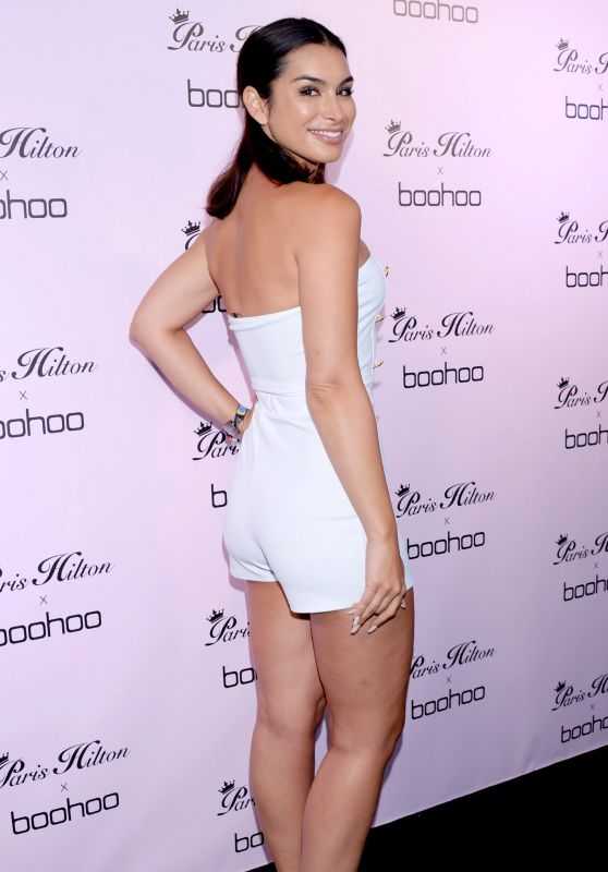 Ashley Iaconetti – Boohoo x Paris Hilton Launch Party in LA