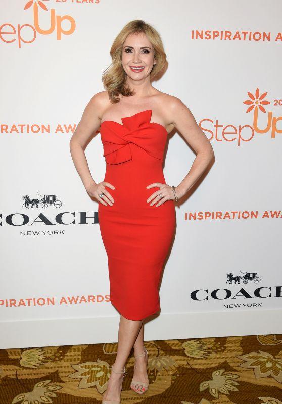 Ashley Jones – 2018 Step Up Inspiration Awards in LA