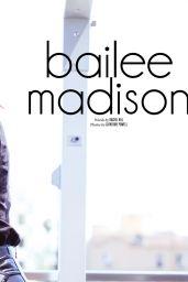 Bailee Madison - NKD Magazine June 2018