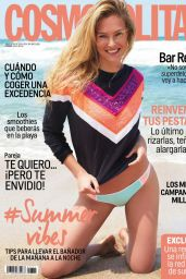 Bar Refaeli - Cosmopolitan Spain July 2018