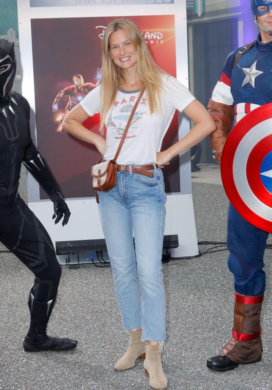 "Bar Refaeli - ""Marvel Summer of Super Heroes"" Opening Ceremony at Disneyland Paris"