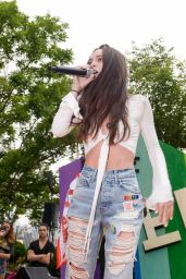 Bea Miller - Performing at NYC Pride in NY 06/23/2018